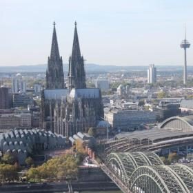 Cologne [Germany] Oct 2014 © natalisn