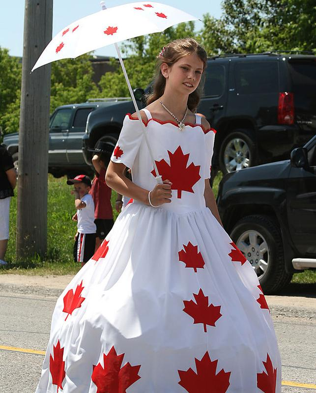 photos Celebrating Canada Day - Gorgeous Canadian Youth
