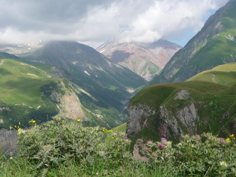 photos Jvari Pass - Перевал Джвари / Georgia - Грузия