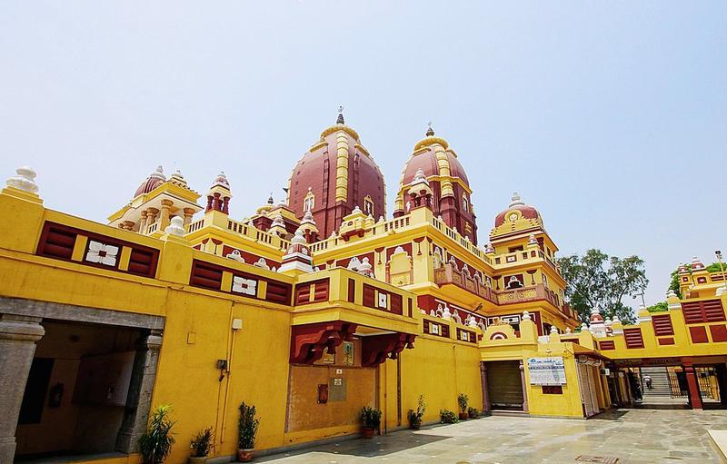 photos Храмы Дели (Индия)