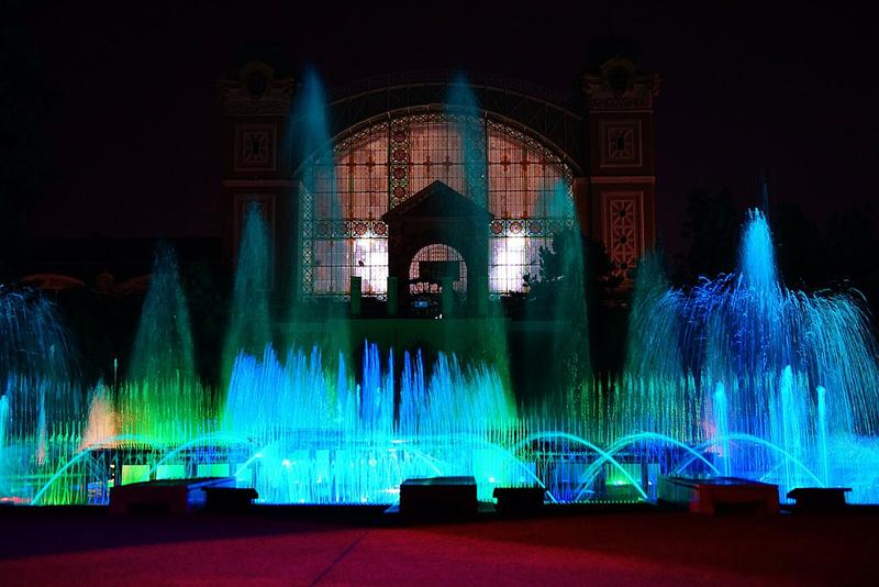 photos Поющие фонтаны Праги